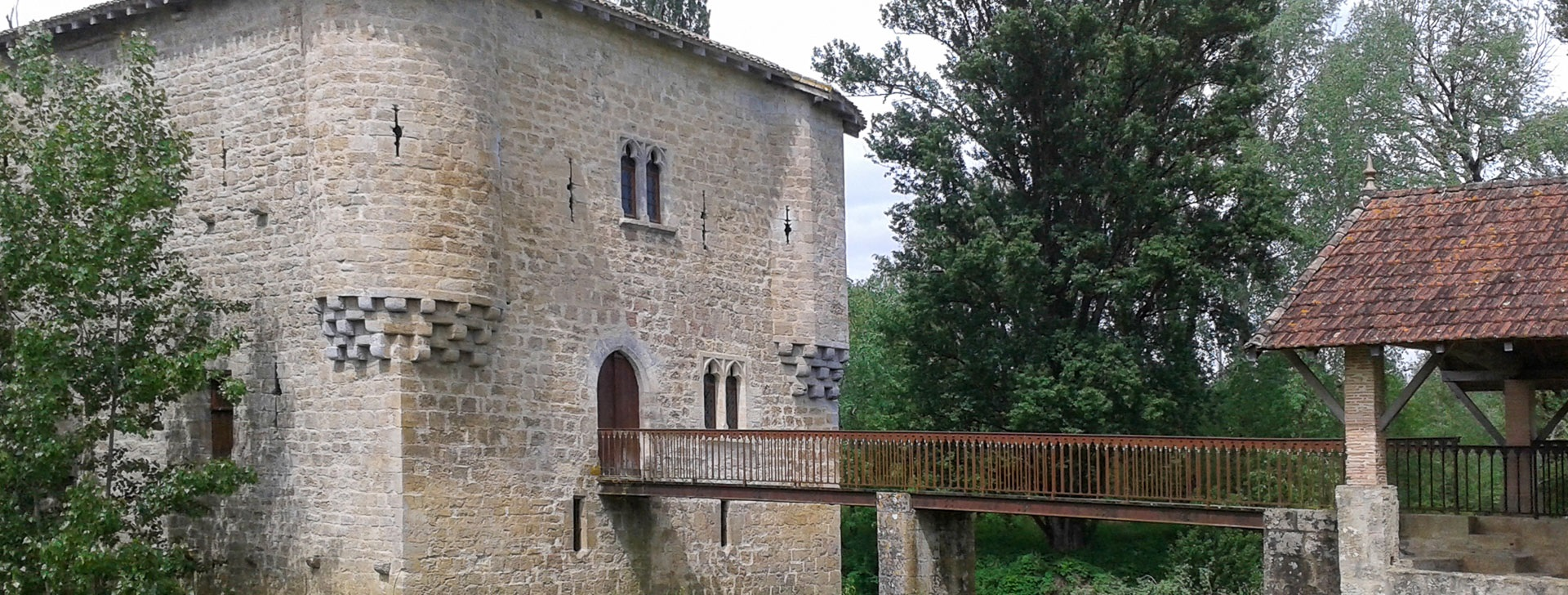 Moulin de Bagas. Photo Michel Sahut